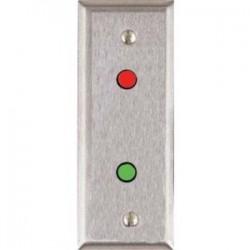 Alarm Controls - RP9SLIM - Alarm Controls RP-9SL Faceplate