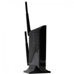 Amped Wireless - AP300 - Amped Wireless AP300 High Power Wireless-300N Smart Access Point - MIMO 300Mbps POE Access Point with 4 LAN Ports