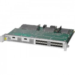 Cisco - ASR1000-2T+20X1GE= - Cisco ASR 1000 Fixed Ethernet Line Card, 2x10GE + 20x1GE - For Data Networking, Optical Network - 20 x SFP , 2 x SFP+ 22 x Expansion Slots