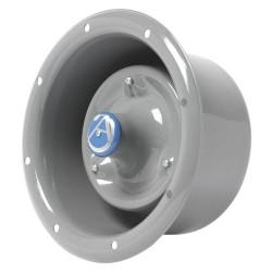 Atlas Sound - APF15 - Atlas Sound APF-15 15 W RMS Indoor/Outdoor Speaker - Gray - 60 Hz to 14 kHz - 8 Ohm - 104 dB Sensitivity