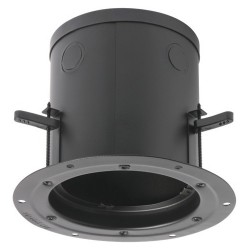 Atlas Sound - FA956 - Atlas Sound Recessed Enclosure with Dog Legs for 6 Strategy Series