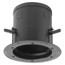 Atlas Sound - FA958 - Atlas Sound Recessed Enclosure with Dog Legs for 8 Strategy Series