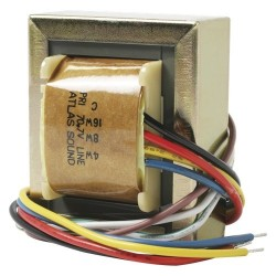 Atlas Sound - HT167 - Atlas Sound HT167 High-Quality Transformer 16W (70.7V) - 16 VA - 70.7 V AC Input