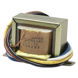 Atlas Sound - LT72 - Atlas Sound General Purpose Transformer 25/70.7V - 4 VA - 25 V AC, 70.7 V AC Input
