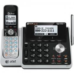 AT&T / VTech - ATT-TL88102 - 2-Line Cordless System with ITAD