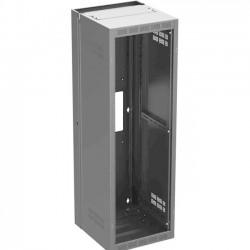 Atlas Sound - WMA1223 - Atlas Sound 12RU High Strength Wall Cabinet with Adjustable Rails, 23.5 Deep - 12U Wide Wall Mountable - Black