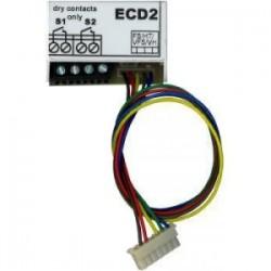 Alpha Communications - ECD2 - Alpha ECD2 QwikBUS Dual Input Wiring Harness Connector