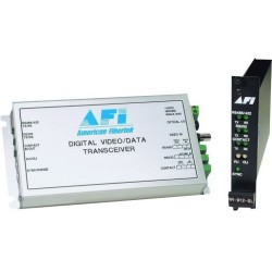 American Fibertek - MR-715C-SL - Afi Module Receiver - Single-mode - Standalone, Rack-mountable