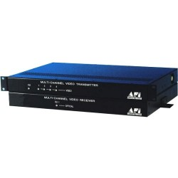 American Fibertek - MRX-8406C-P - Afi Video Receiver - Multi-mode - Wall Mountable, Rack-mountable, Standalone