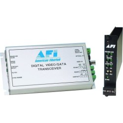 American Fibertek - MT-715C-SL - Afi MT-715C-SL Transceiver/Media Converter - Single-mode - Standalone