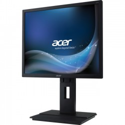Acer - UM.CB6AA.A02 - Acer B196L 19 LED LCD Monitor - 5:4 - 6 ms - 1280 x 1024 - 16.7 Million Colors - 250 Nit - SXGA - Speakers - DVI - VGA