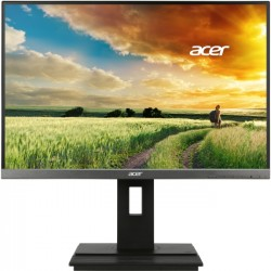Acer - UM.FB6AA.A02 - Acer B246WL 24 LED LCD Monitor - 16:10 - 5 ms - 1920 x 1200 - 16.7 Million Colors - 300 Nit - 100,000,000:1 - WUXGA - Speakers - DVI - HDMI - DisplayPort - USB