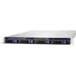Tyan Computer - B5381G25W4H-R - Tyan Tank GT25 (B5381) Barebone System - Intel 5000P - LGA771 Socket - Xeon (Dual-core), Xeon (Quad-core) - 1333MHz, 1066MHz Bus Speed - 48GB Memory Support - CD-Reader (CD-ROM) - Gigabit Ethernet - 1U Rack