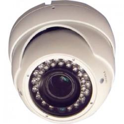 Appro Tech - CV-7666EWD - APPRO CV-7666EWD Surveillance Camera - Color - 4.3x Optical - CCD - Cable - Dome - Wall Mount, Ceiling Mount