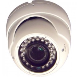 Appro Tech - CV-7666EWDW - APPRO CV-7666EWDW Surveillance Camera - Color - 4.3x Optical - Effio-E CCD - Cable - Dome - Wall Mount, Ceiling Mount
