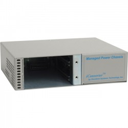 Omnitron - 8230-1 - Omnitron Systems iConverter 8230-1 Media Converter Chassis