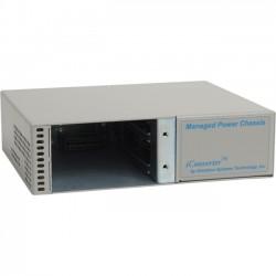 Omnitron - 8230-1 - Omnitron Systems iConverter 8230-1 Media Converter Chassis