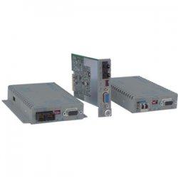 Omnitron - 8959-0-W - Omnitron Systems iConverter Fast Ethernet Media Converter - 100Base-FX - 2 x SFP - Internal