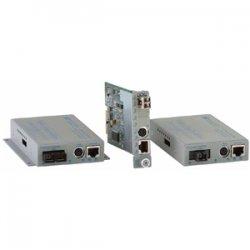 Omnitron - 8903-2-D-W - Omnitron Systems iConverter 8903-2-D-W Fast Ethernet Media Converter - 1 x RJ-45 , 1 x SC Duplex - 10/100Base-TX, 100Base-FX - Wall-mountable