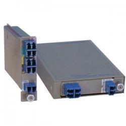Omnitron - 8875-1 - Omnitron Systems iConverter 8875-1 CWDM Multiplexer - 4 x