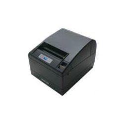 Citizen - CT-S4000UBU-BK - Citizen CT-S4000 Thermal Receipt Printer - Monochrome - 150 mm/s Mono - 203 dpi - USB