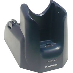 Datalogic - 94A151119 - Datalogic Single Modem Cradle - Wired - Mobile Computer - Charging Capability - Serial