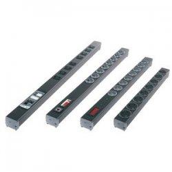 Eaton Electrical - T8-A-CB - Eaton Powerware ePDU 8-Outlets 1.44kVA PDU - 8 x NEMA 5-15R - 1.44kVA - 1U Horizontal Rackmount