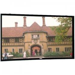 """Da-Lite - 94313V - Da-Lite Cinema Contour with Pro-Trim Fixed Frame Projection Screen - 54"""" x 96"""" - High Contrast Cinema Vision - 110"""" Diagonal"""