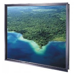 Da-Lite - 27585 - Da-Lite Polacoat Rear Projection Screen (Da-Plex) - 72 x 96 - 120 Diagonal