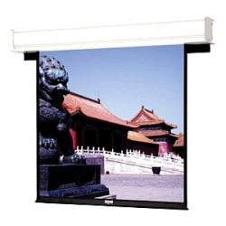 "Da-Lite - 88110 - Da-Lite Advantage Deluxe Electrol Projection Screen - 120"" x 120"" - Matte White"