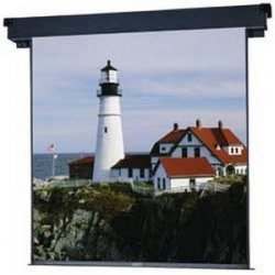 "Da-Lite - 74671 - Da-Lite Boardroom Electrol Projection Screen - 50"" x 67"" - Matte White - 84"" Diagonal"