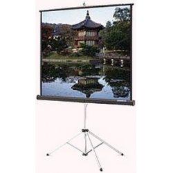 """Da-Lite - 86021 - Da-Lite Picture King Portable and Tripod Projection Screen - 52"""" x 92"""" - Matte White - 106"""" Diagonal"""