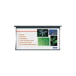 "Da-Lite - 99287 - Da-Lite Tensioned Cosmopolitan Electrol Projection Screen - Da-Mat - 220"" Diagonal"