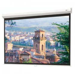 "Da-Lite - 95793 - Da-Lite Designer Contour 95793 Manual Projection Screen - 72"" - 4:3 - Wall Mount, Ceiling Mount - Matte White"
