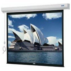 """Da-Lite - 89758D - Da-Lite Designer Cinema Electric Projection Screen - Matte White - 106"""" Diagonal"""