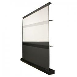 "Elite Screens - FE100V - Elite Screens FE100V Kestrel Portable Floor Set Electric Projection Screen (100"" 4:3 Aspect Ratio) (MaxWhite FG) - 60"" x 80"" - MaxWhite FG - 100"" Diagonal"