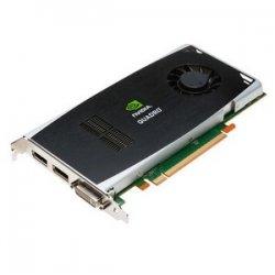 Hewlett Packard (HP) - FY946AA - HP Quadro FX 1800 Graphics Card - nVIDIA Quadro FX 1800 - 768MB GDDR3 SDRAM - PCI Express - DVI