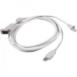 Raritan - MCUTP60-USB - Raritan KVM UTP Cable - RJ-45 Network - HD-15 Male VGA, Type A USB - 20ft