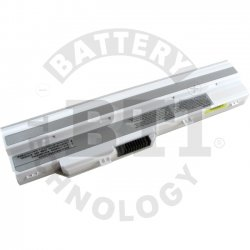 Battery Technology - MSI-U100W - BTI Lithium Ion Notebook Battery - Proprietary - Lithium Ion (Li-Ion) - 4500mAh - 11.1V DC