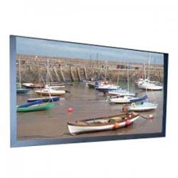 "Draper - 253219 - Draper Onyx 253219 Fixed Frame Projection Screen - 88"" x 148"" - M1300 - 161"" Diagonal"
