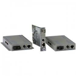 Omnitron - 8926N-0-B - Omnitron Systems iConverter 8926N-0 Gigabit Ethernet Media Converter - 1 x RJ-45 , 1 x LC Duplex - 10/100/1000Base-T, 1000Base-X - External