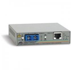 Allied Telesis - AT-MC103LH-60 - Allied Telesis AT-MC103LH Fast Ethernet Media Converter - 1 x RJ-45 , 1 x SC - 10/100Base-TX, 100Base-FX - External, Rack-mountable, Wall-mountable