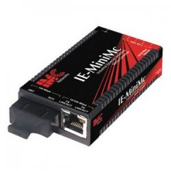 IMC Networks - 855-19721 - Ie-minimc Tp-tx/fx-mm850-sc 2km -20 C To +70 C 10/100tx/100mb Fx