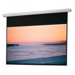 "Draper - 136197 - Draper Salara/Plug & Play Electric Projection Screen - 70"" x 96"" - Matte White - 109"" Diagonal"