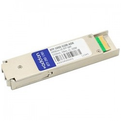 AddOn - XFP-10GE-S10K-AOK - AddOn ZTE XFP-10GE-S10K Compatible TAA Compliant 10GBase-LR XFP Transceiver (SMF, 1310nm, 10km, LC, DOM) - 100% compatible and guaranteed to work