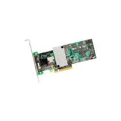 LSI Logic - LSI00197 - LSI Logic LSI00197 4-Port SAS RAID Controller - 512MB DDR SDRAM - PCI Express x8 - 1 x SFF-8087 - Mini-SAS