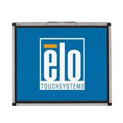 "ELO Digital Office - E945445 - Elo 1939L 19"" Open-frame LCD Touchscreen Monitor - 5:4 - 14 ms - 5-wire Resistive - 1280 x 1024 - SXGA - 16.7 Million Colors - 1,000:1 - 250 Nit - LED Backlight - USB - VGA - Black - RoHS, WEEE, China RoHS - 3 Year"