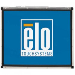 "ELO Digital Office - E607940 - Elo 1739L 17"" Open-frame LCD Touchscreen Monitor - 5:4 - 7.20 ms - 5-wire Resistive - 1280 x 1024 - SXGA - 16.7 Million Colors - 1,000:1 - 300 Nit - USB - VGA - Black - RoHS, WEEE - 3 Year"