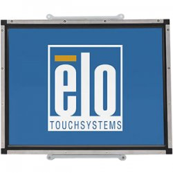 "ELO Digital Office - E731919 - Elo 1537L Open Frame Touchscreen LCD Monitor - 15"" - Surface Acoustic Wave - 1024 x 768 - 4:3 - Black"