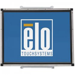 ELO Digital Office - E512043 - 1537l 15in Intelli Touch Saw Ser/usb Vga No Pwr Brick Opn Frm